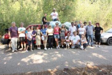 Έγινε ο Εθελοντικός καθαρισμός στο δάσος της Βελανιδιάς