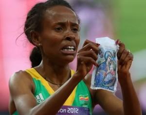 Μία Ολυμπιονίκης που παραθερίζει στη Ναύπακτο!