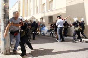 Μεσολόγγι: Eπεισόδια έξω από τα δικαστήρια