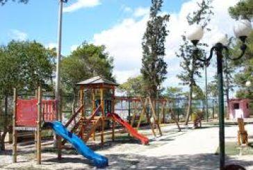 Νέα παιδική χαρά στο Αγρίνιο
