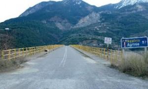 Εργασίες συντήρησης δρόμου Παλαιοκατούνα –Βούλπη –Ληµέρι