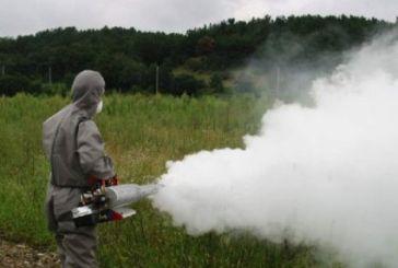 Εγκαίρως οι ψεκασμοί του Δήμου Αγρινίου για τα κουνούπια