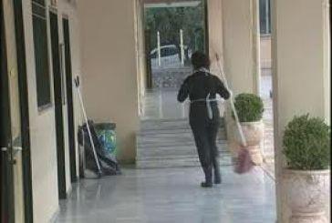 Αγώνας για ανανέωση των συμβάσεων των καθαριστριών των σχολείων του Δήμου Αγρινίου
