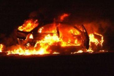 Κάηκε ολοσχερώς όχημα στις Φυτείες