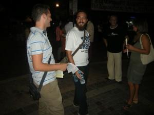 Ενημέρωση από μέλη του ΣΥΡΙΖΑ για τη ΔΕΘ