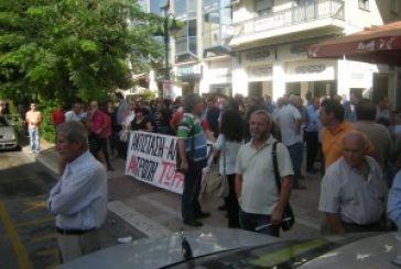 Η απεργιακή συγκέντρωση ΑΔΕΔΥ- ΓΣΕΕ στην πλ. Ειρήνης (φωτό)