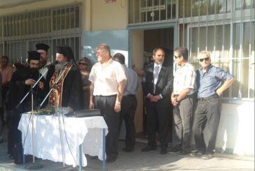 Eπισκέψεις Κατσιφάρα σε τελετές αγιασμών
