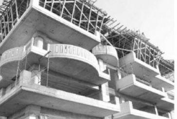 Δράμα η κατάσταση στην οικοδομή