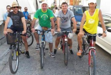 4ος Ποδηλατικός Γύρος Λιμνοθάλασσας Αιτωλικού