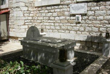Ο Τάφος της κυρα Βασιλικής στο Αιτωλικό