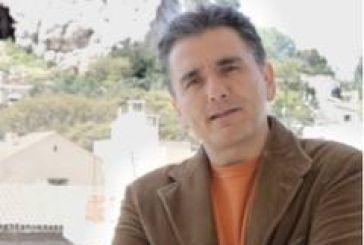 Ο Ευκλείδης Τσακαλώτος στη  Λαϊκή Συνέλευση του ΣΥΡΙΖΑ Ναυπακτίας