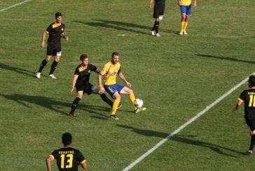 Tελικό: Παναιτωλικός- Βύζας 3-0 (φωτό-Video)