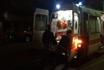 Αυτοτραυματισμός στην οδό Κρυστάλλη