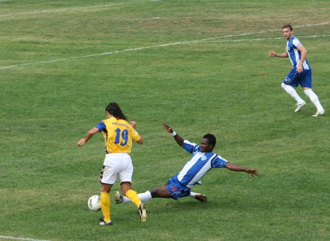 Tελικό Φωκικός-Παναιτωλικός 0-1