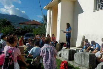 «Ξαναζωντάνεψε» το Μουσείο Θυρρείου από τις επισκέψεις των σχολείων Βόνιτσας και Παλαίρου