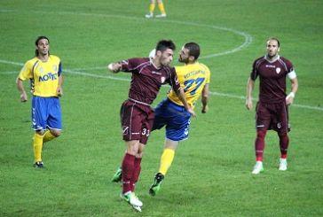 Φωτορεπορτάζ από τον αγώνα Παναιτωλικού-Λάρισας (0-1)
