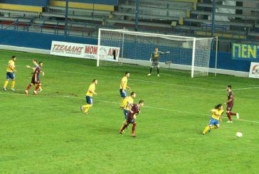 Τελικό Παναιτωλικός-Λάρισα 0-1