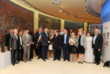 Αντιπρόσωπoι του Μεσολογγίου στη Φωξάνη της Ρουμανίας