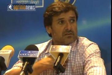 Ν. Καραγεωργίου: Έχουμε σοβαρό επιθετικό πρόβλημα