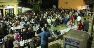 Γιόρτασαν με επιτυχία το «Κάστανο» στο Άνω Κεράσοβο