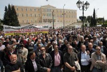 Διαδήλωσε στην Αθήνα το Σωματείο Ραδιοταξί Αγρινίου
