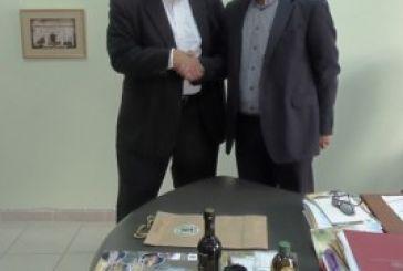 Eπαφές Κατσούλη με την εβραϊκή κοινότητα