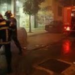 Έκαψαν τον σύνδεσμο του  Ολυμπιακού στη Βόνιτσα