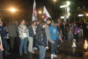 Νέα συγκέντρωση του ΠΑΜΕ στην πλατεία Δημοκρατίας
