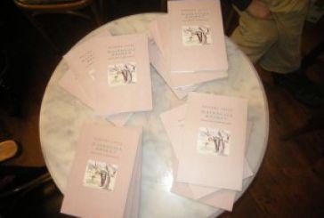 """""""Παιχνίδια κρίκετ"""":Παρουσιάστηκε το βιβλίο στο Αγρίνιο"""