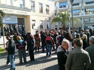 Σκέφτονται και απεργία πείνας στο Μεσολόγγι