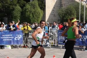 Ξηρομερίτες έτρεξαν  στο 30ο Κλασικό Μαραθώνιο της Αθήνας