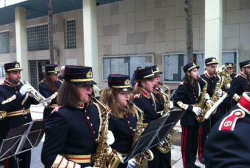 Εορταστικές νότες από την Agrinio Big Band της Φιλαρμονικής (φωτό)