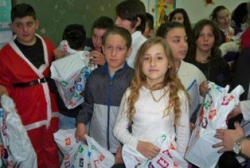 Χριστουγεννιάτικη γιορτή με πρωταγωνιστές τα παιδιά στον Αετό (Ακτίου-Βόνιτσας)