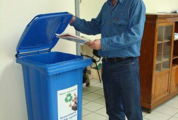 Ανακύκλωση χαρτιού  στο Δήμο Αμφιλοχίας