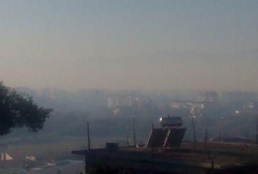 Χριστουγεννιάτικη… αιθαλομίχλη στην πόλη