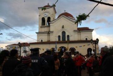 Με λαμπρότητα εορτάστηκε στα Καλύβια ο πολιούχος, Άγιος Νικόλαος