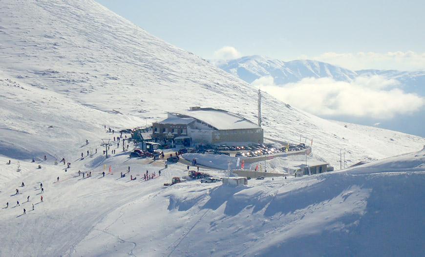 Ανοίγει τις πύλες του το Χιονοδρομικό στο Βελούχι