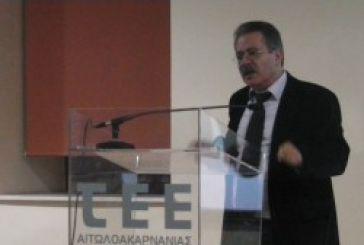 Με επιτυχία πραγματοποιήθηκε η ομιλία του καθηγητή Δημήτρη Μπουραντά (Video)