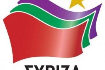Εκδήλωση ΣΥΡΙΖΑ στο Μεσολόγγι