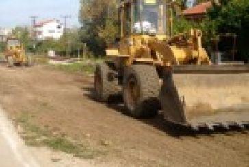 Έργο ανάπλασης στη Ντούτσαγα