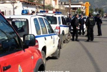 Αιτωλικό: Διαμαρτυρία κατοίκων για τις συλλήψεις