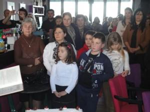Με μεγάλη συμμετοχή η κοπή πίτας του Συλλόγου Γυναικών Κατούνας