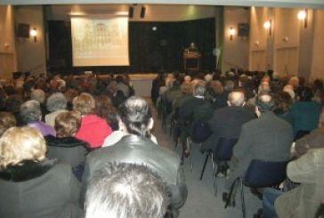Aντιαιρετική εκδήλωση στο Αγρίνιο