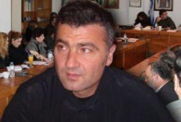 Ο Κωνσταντίνος Καταγής νέος πρόεδρος του Δημοτικού συμβουλίου Ακτίου-Βόνιτσας