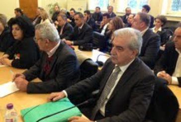 Ξανά πρόεδρος του δημοτικού συμβουλίου ο Γ. Γρίνος