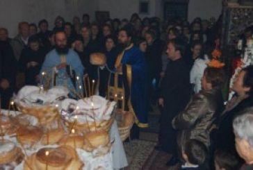 Με λαμπρότητα και κατάνυξη η γιορτή του Αη Θυμιού στην Κωνωπίνα