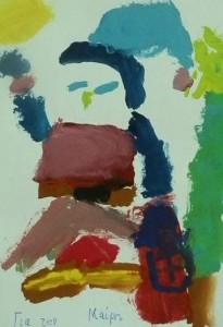 """Έργα τέχνης-προσφορά αγάπης στο """"Χαμόγελο του Παιδιού"""""""