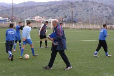 Ο Μάκης Μπότσιος νέος προπονητής του Ηρακλή Αστακού