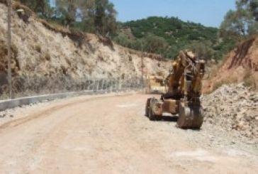 Προς δημοπράτηση έργα για την αντιμετώπιση κατολισθήσεων Ε.Ο. Αγρινίου- Καρπενησίου