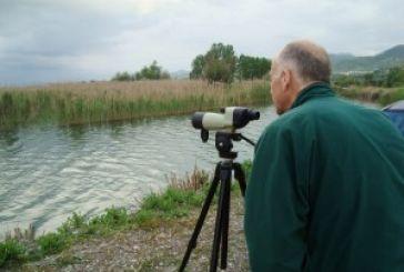 Σεμινάριο και μετά birdwatching στην Τουρλίδα